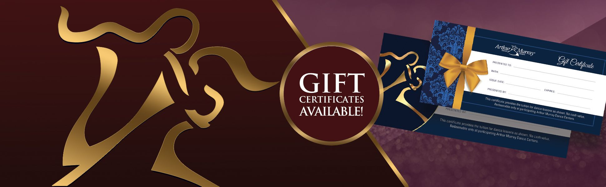 Arthur Murray Twin Cities Gift Certificates