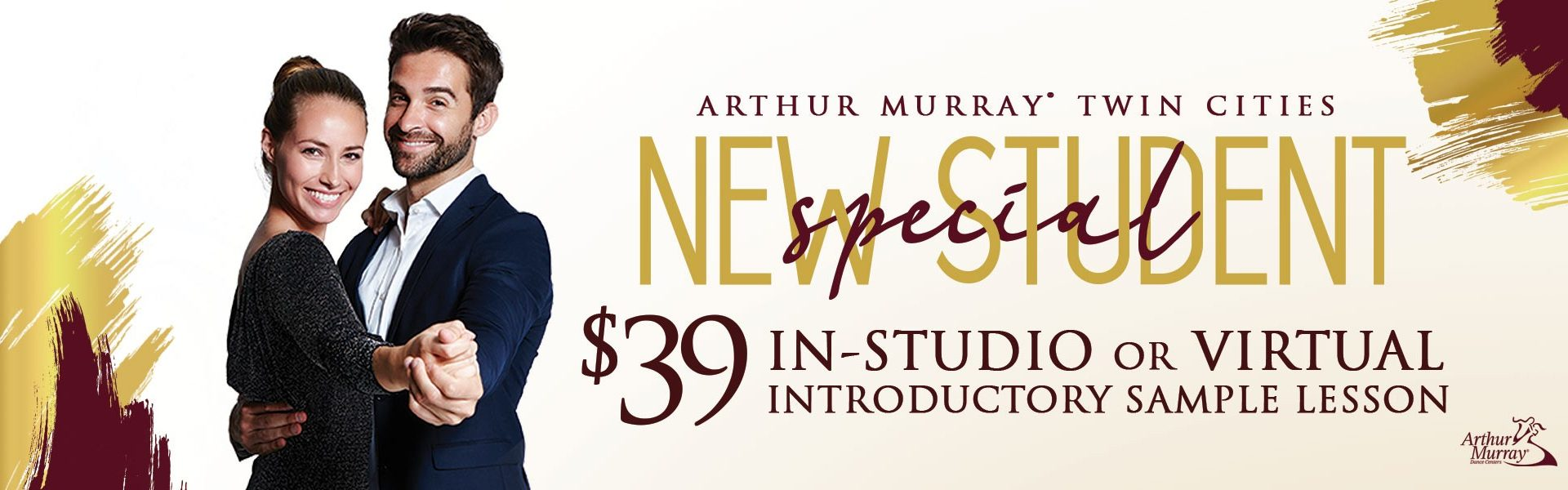 Arthur Murray Twin Cities New Student Special